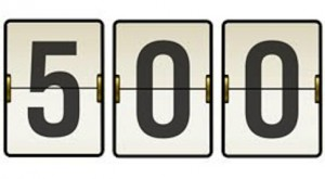 500-bezoekers