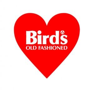 birdsハート