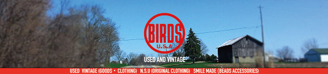 BIRDS ★USED AND VINTAGE★